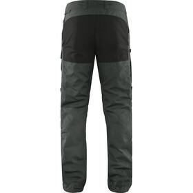 Fjällräven Vidda Pro Pantalon Ventilé Homme, dark grey-black
